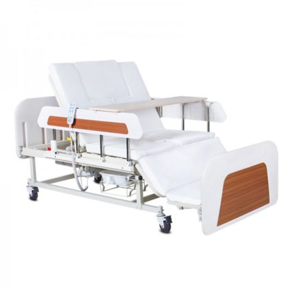 ELECTRIC HOSPITAL BED WITH TOILET