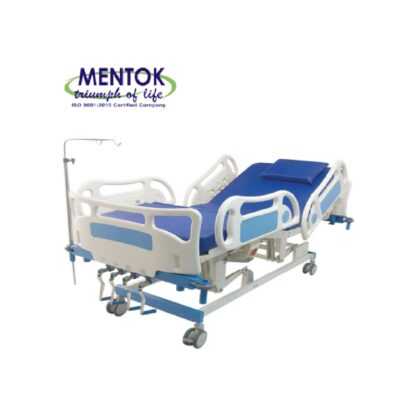 Manual Five Function ICU Bed